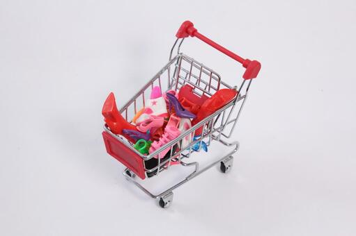 Shopping cart 61
