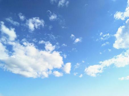 Sky blue sky clouds and sky light blue sky sky background blue sky