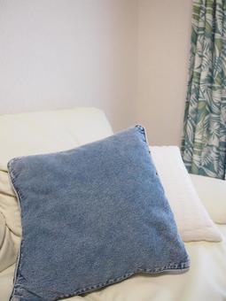 Living room cushion