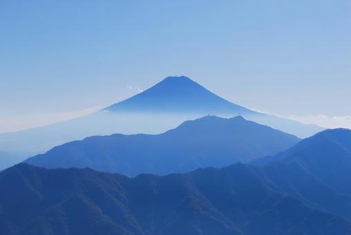 Beautiful Fuji