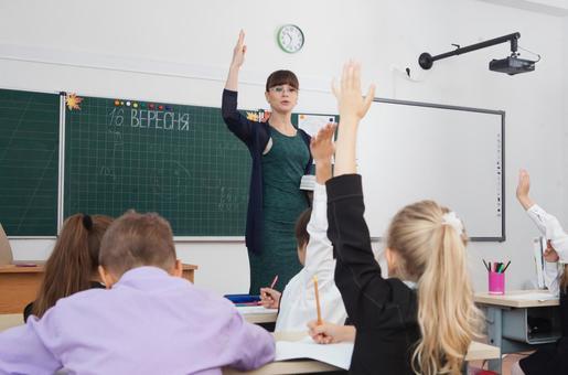 教师,小学生12节课
