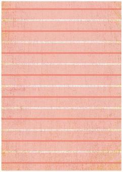 Grunge texture pink border