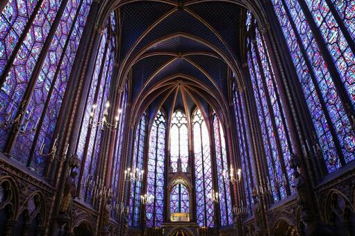 Church of Sainte-Chapelle