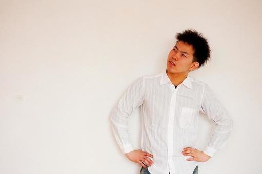 Japanese young man 10