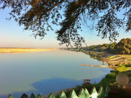 Myanmar 5 Irrawaddy River