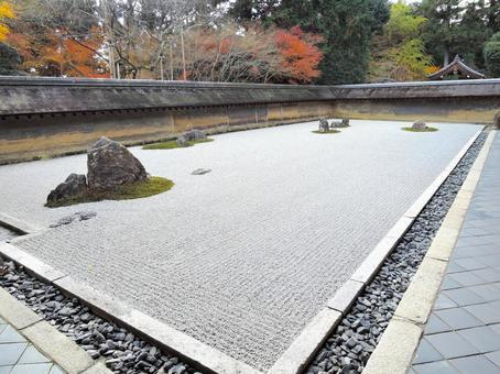 Ryoanji Temple Garden December 1