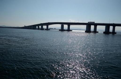 Lake Biwa Sea