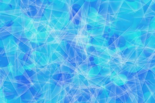 Glass Marble 1 【Aqua Blue】