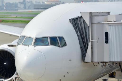 飞机(羽田机场)
