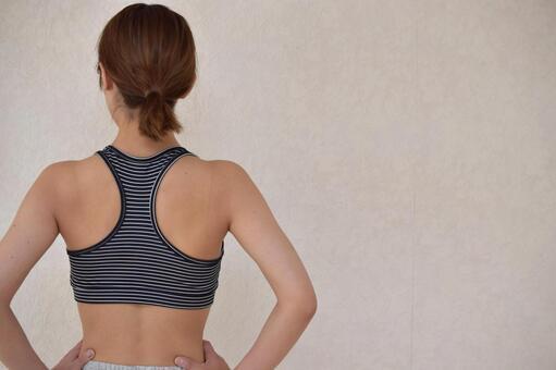 Shoulder scapula