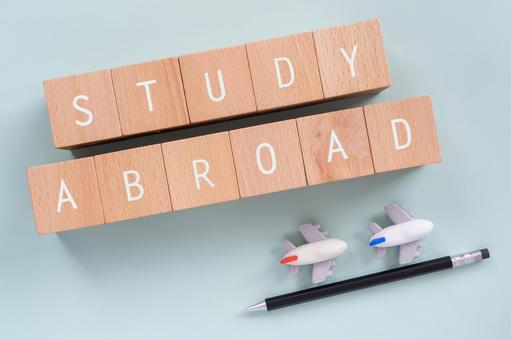 """Study abroad 
