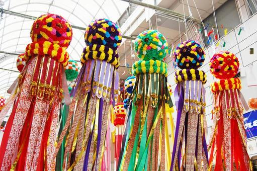 Sendai Tanabata Festival (Miyagi Prefecture)