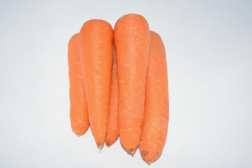 Stacked carrots