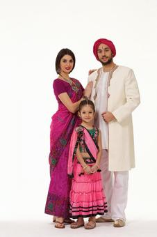 Indian family 3