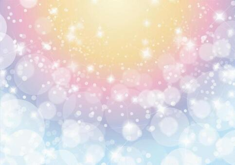 Fantasy glow abstract background material texture