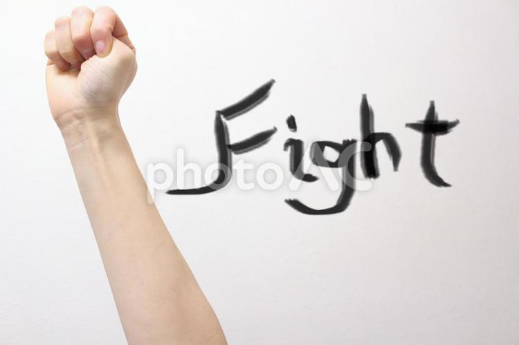 Fightイメージの写真