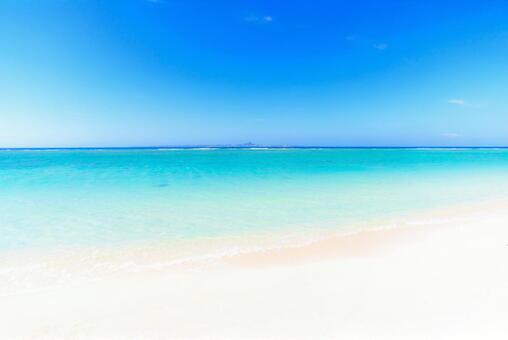 Emerald beach!