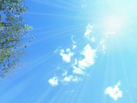 Sky and light background 43
