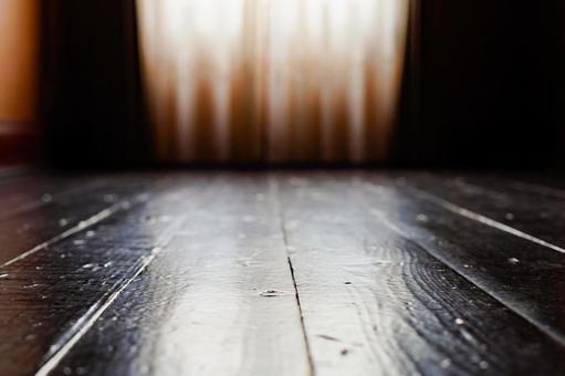 Japanese house floor