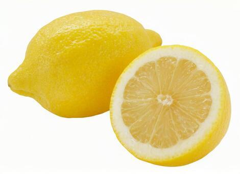레몬 (PSD 배경 투과 자르기 경로 세트)