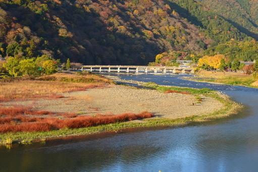 Autumn in Arashiyama, Kyoto 03