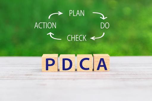 PDCA cycle improvement activities