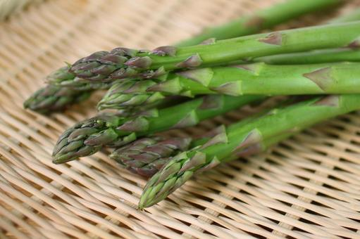 Fresh asparagus onion 4