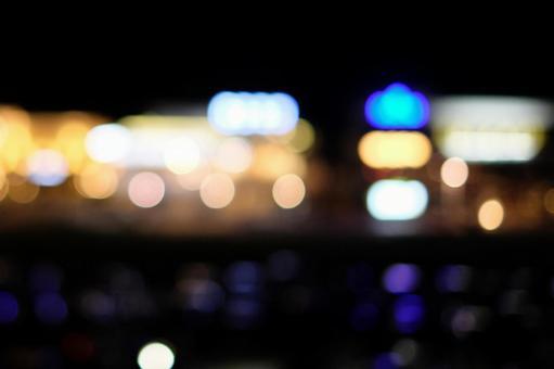 Midnight neon