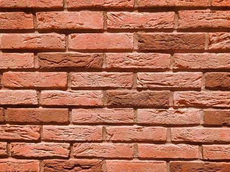 Brick vintage texture red brick