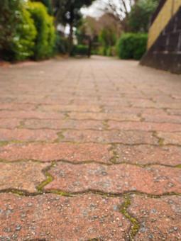 Small diameter of brick