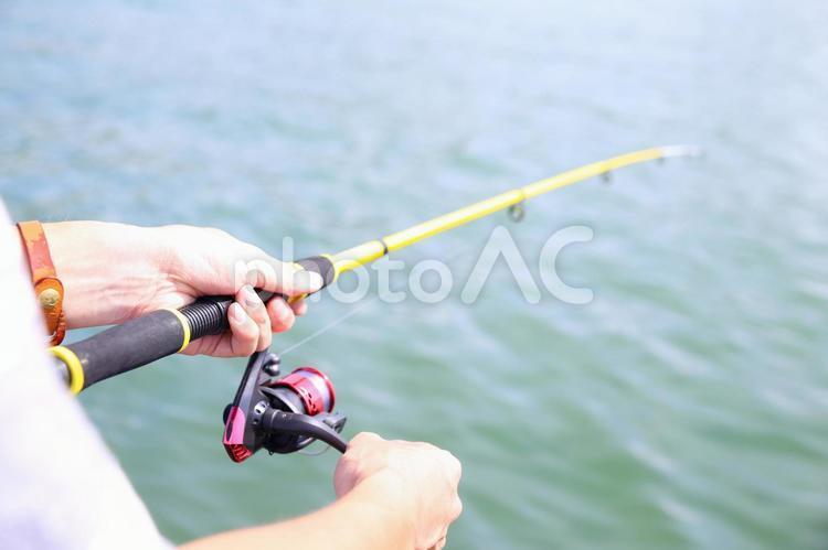 釣り3の写真