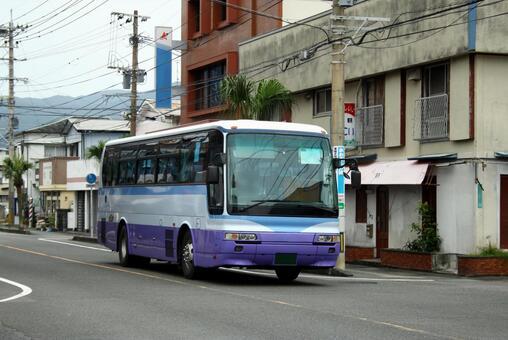 Route bus (Amami Oshima)