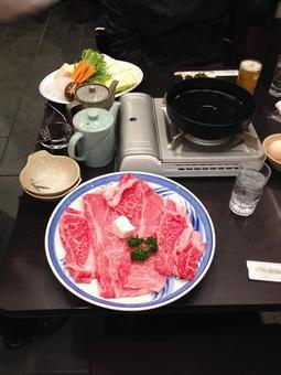 마쓰자카 쇠고기 전골