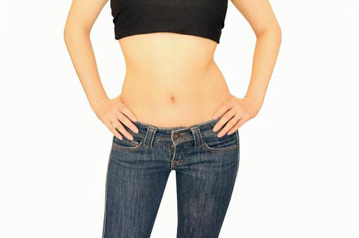 Female waist
