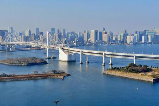 Rainbow Bridge 14 panoramic view
