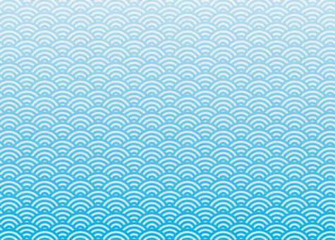 Qinghai wave, aqua
