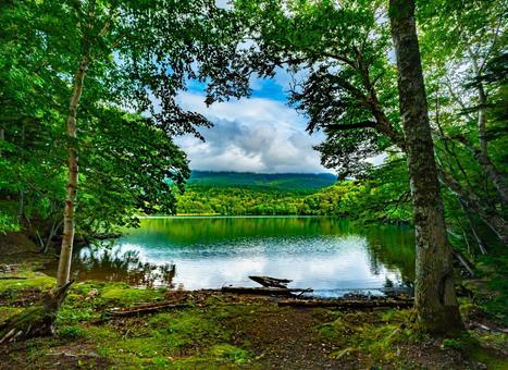 Lake Onneto Akan Mashu National Park (Part 5) Search word / Lake Onneto Creator name / YUTO @ PHOTOGRAPHER