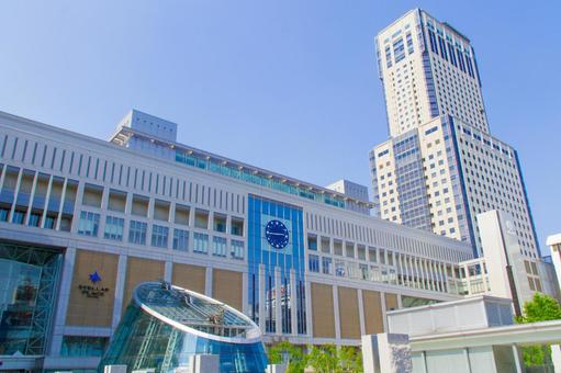 Sapporo Station South Exit