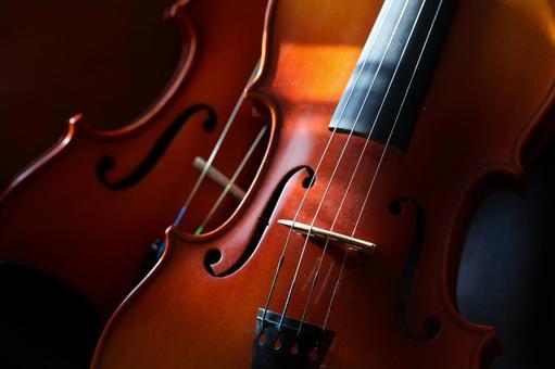 Violin transverse position