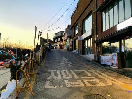 韓国梨泰院クラスロケ地