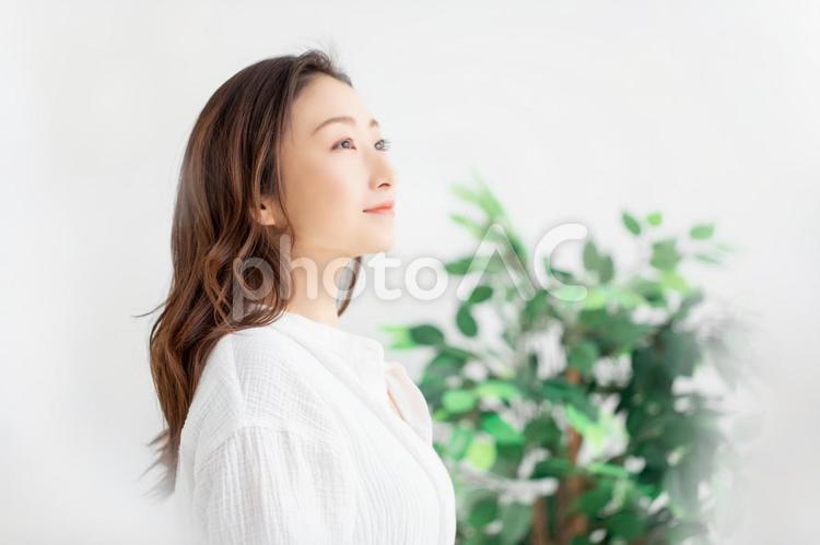 女性のイメージの写真