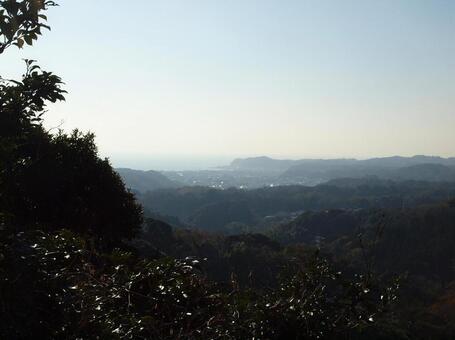 유이가 하마 · 원경