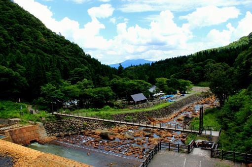 Niigata Naenadaki Promenade