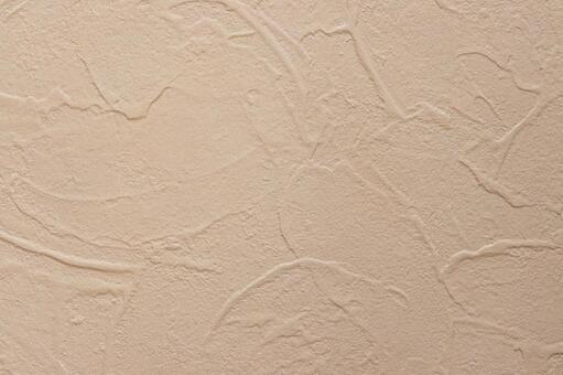[텍스처 소재】 심플한 흰색 페인트 배경 손으로 그리는 바람