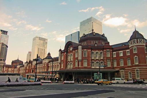 Tokyo Station · Marunouchi Station building # 19
