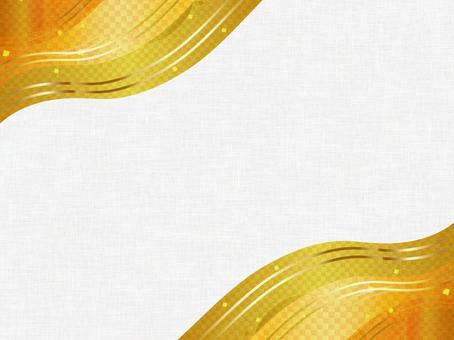 Japanese style gold background 16120802