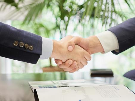 Business image / handshake