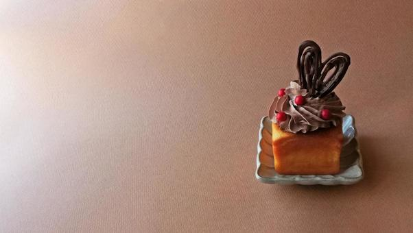 Handmade cake