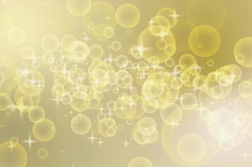 Glitter golden circular geometry CG background material