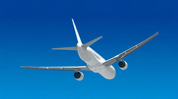 Airplane 32 Flying Jet Background Transparent PSD